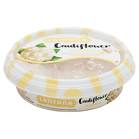Lantana Cauliflower Hummus - 10 Oz