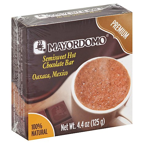 Chocolate Mayordomo, 4 Oz - 4 Oz