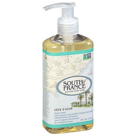 South Of France Cote D Hand Wash - 8 Oz