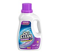OxiClean Stain & Odor Remover with Odor Blasters - 50 Fl. Oz.