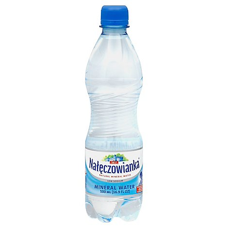 Naleczowianka Non Carbonated Water Bottle - 16.9 Oz