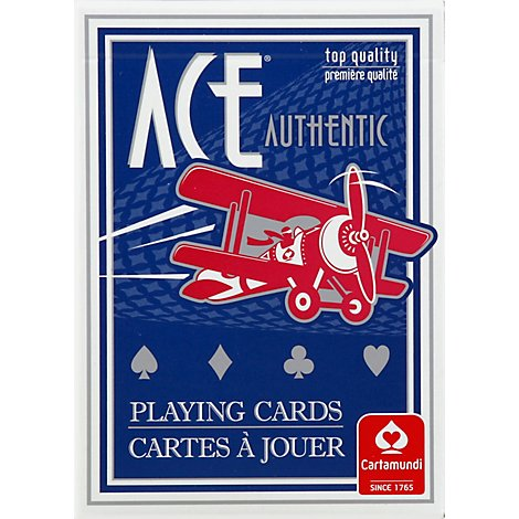 ACE Standard Playing Card - 1 Each