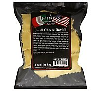 Ninos Cheese Ravioli - 16 Oz