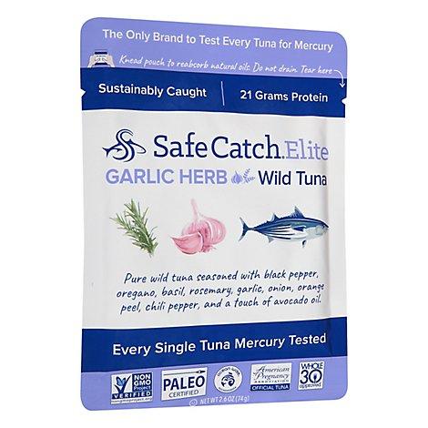 Safecatch Tuna Wld El - 2.6 - Online Groceries | Jewel-Osco