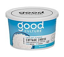 Good Culture Cottage Cheese Classic 16 Oz - 16 Oz
