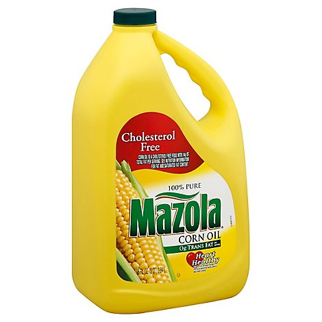 Mazola Corn Oil - 96 Fl. Oz.
