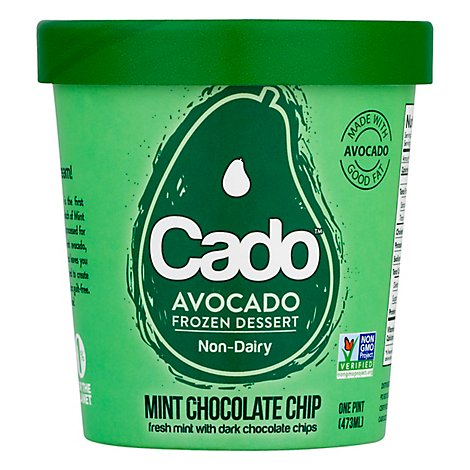 Cado Mint Chocolate Chip - 16 Oz