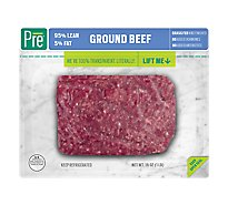Pre Beef Ground Beef 95% Lean 5% Fat - 16 Oz