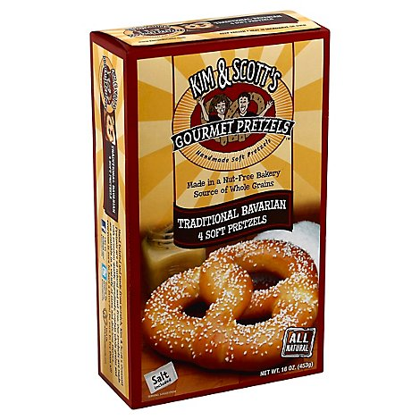 K&S Bavarian Pretzel - 16 Oz