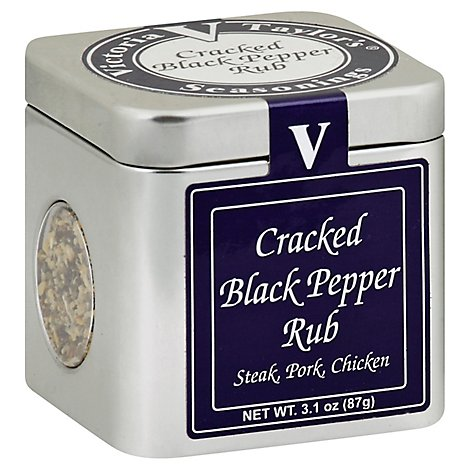 Victoria Taylor Pepper Rub - 3.1 Oz