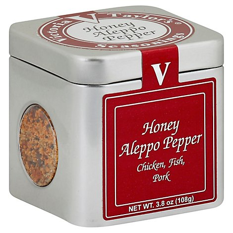 Victoria Taylor Pepper Seasoning - 3.8 Oz