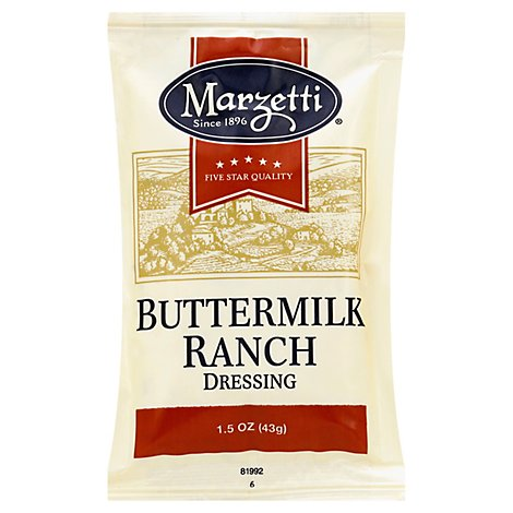 Marzetti Ranch Dressing Squeeze Pouch - 1.5 Oz