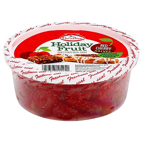 Paradise Fruit Cherry Red - 8 Oz