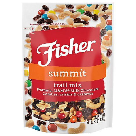 Fisher Summit Trail Mix - 4 Oz