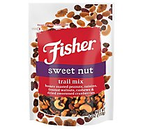 Fisher Sweet Nut Trail Mix - 4 Oz