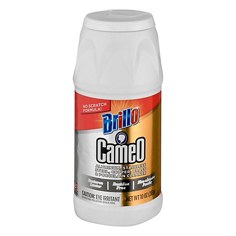 Cameo Aluminum & Stainless Steel Cleaner - 10 Oz
