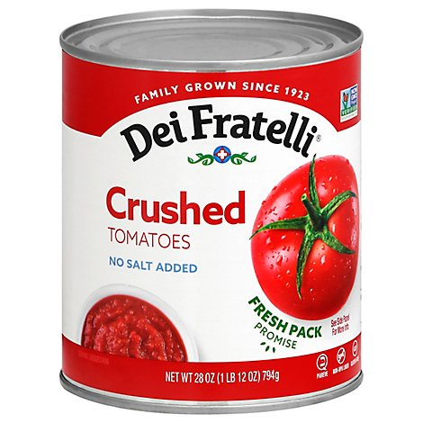 Dei Fratelli Crushed Tomatoes - 28 Oz