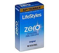 Lifestyles Zero Original - 12 Count