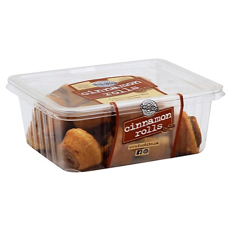 Cinnamon Rolls Tub 2bite - Each