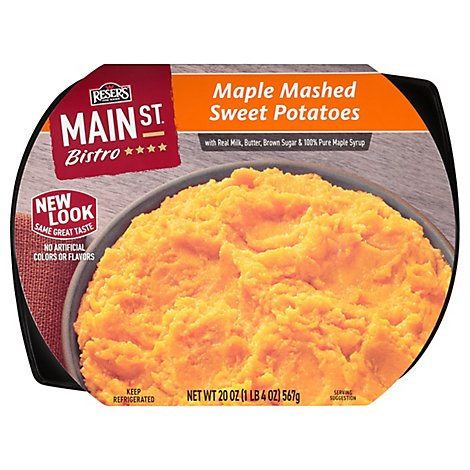 Reser Maple Mashed Sweet Potato - 20 Oz