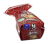 Aunt Millies Cinnamon Swirl Bread 16 oz.