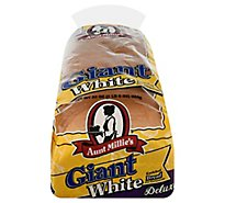 Aunt Millies Deluxe White Bread 24 oz.