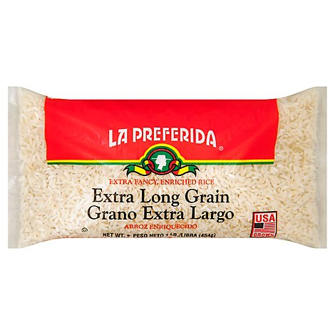 La Preferida Rice Long Extra - 16 Oz