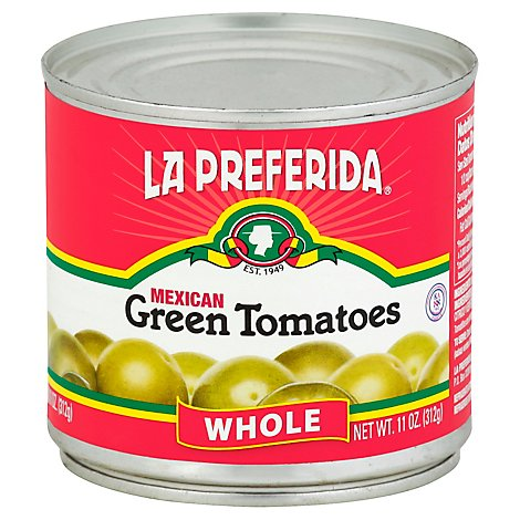 La Preferida Tomatillos Entero - 11 Oz