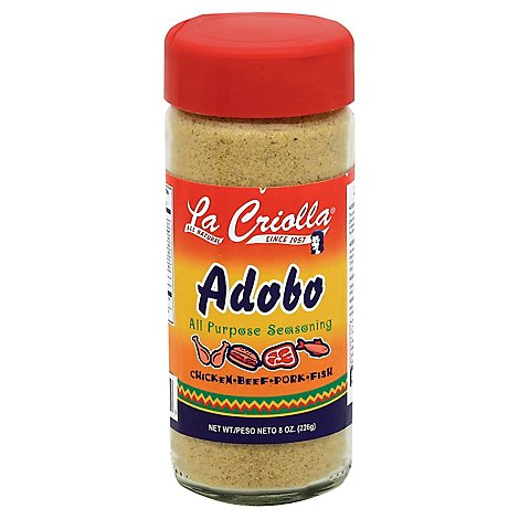 La Criolla Adobo Seasoning, 8 Oz - 8 Oz