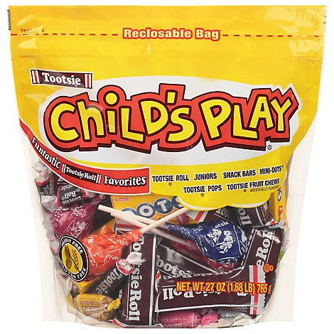 Tootsie R Childs Play Stand - 27 Oz
