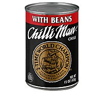 Chili Man Chili With Beans - 15 Oz