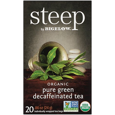 Bigelow Tea Stp Pur G - 20 Count