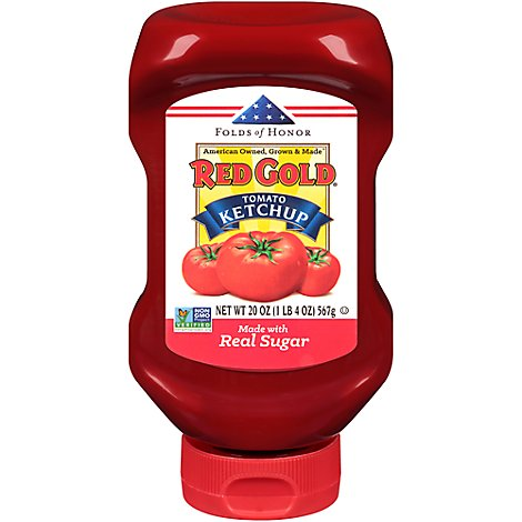 Red Gold Ketchup - 20 Oz