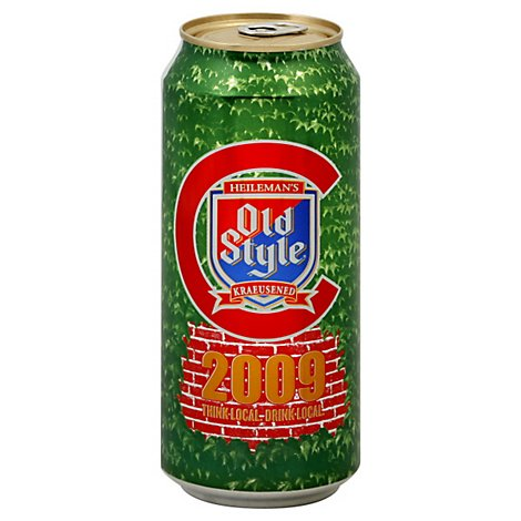 Old Style Cans - 6-16 Fl. Oz.