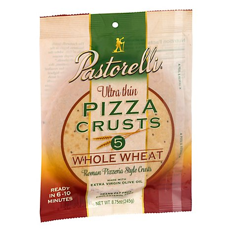 Pastorelli Ulta Thin Pizza Crust - 8.75 Oz