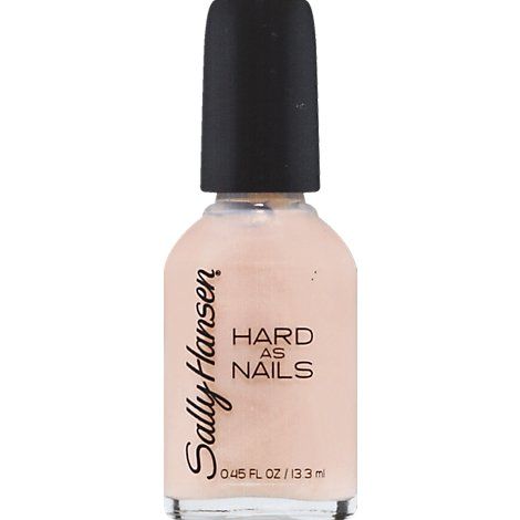 Sally Hansen Hard As Nails Nail Polish Bad To The Bone - .45 Fl. Oz.