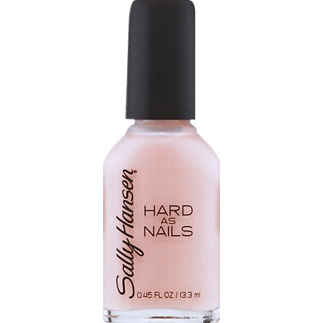 Sally Hansen Hard As Nails Color - Set In Stone - .45 Fl. Oz.
