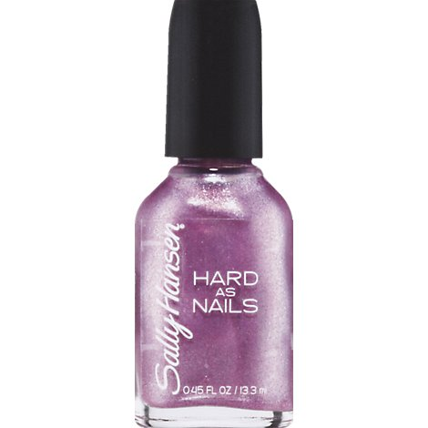 Sally Hansen Hard As Nails Color - On The Rocks - .45 Fl. Oz.