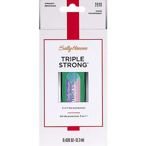 Sally Hansen Triple Strong Treatment - .45 Fl. Oz.