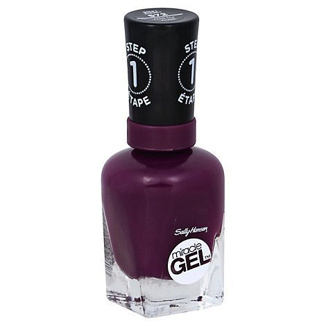 Sally Hansen Nail Polish Mgel Wild For Violet - .5 Fl. Oz.
