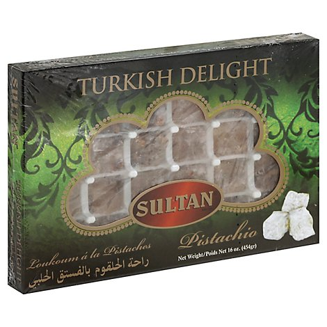 Sultan Turkish Candy - 16 Oz