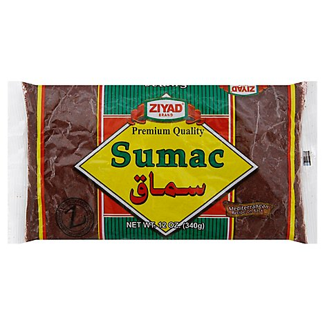 Ziyad Sumac Powder - 12 Oz