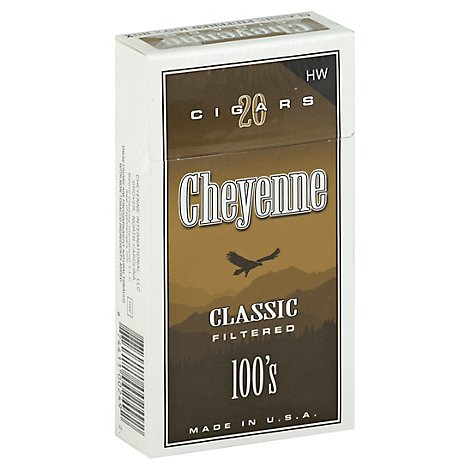 Cheyenne Cigar Weight Heavy Classic - Each