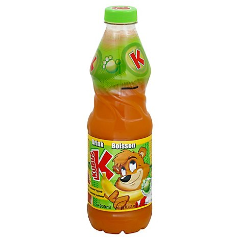 Kubus Drink Carrot Banana Apple - 30.43 Oz
