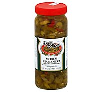 Dellalpe Medium Giardiniera - 16 Oz