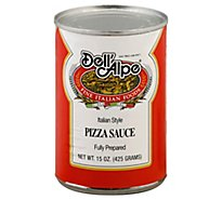 Dellalpe Domestic Pizza Sauce - 15 Oz