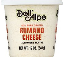 Dell Alpe Cheese Roma - 12 Oz