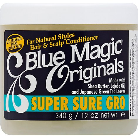 Blue Magic Super Sure Grow - 12 Oz