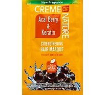 Creme Of Nature Acai Berry Masque - 1.5 Oz
