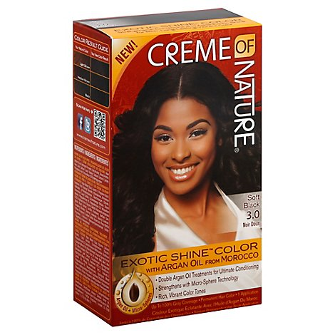 Creme Of Nature Permament - 1 Each